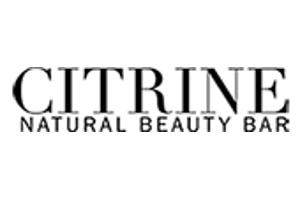 Citrine Natural Beauty Bar