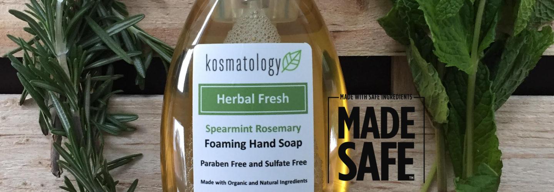 Kosmatology Hand Wash